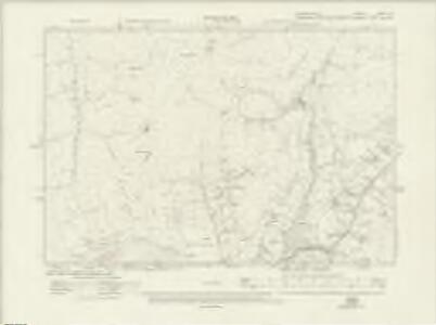 Westmorland XXXV.NE - OS Six-Inch Map