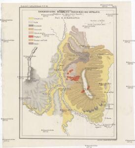 Geognostische Skizze des Erzgebirges von Uspallata.