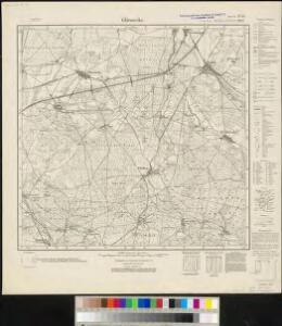 Meßtischblatt 2037, neue Nr. 3740 : Glienecke, 1936