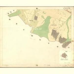 Weisenbach - c0215-2-003 - Kaiserpflichtexemplar der Landkarten des stabilen Katasters
