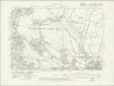 Middlesex XIX.SW - OS Six-Inch Map