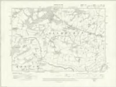 Sussex XXXI.NW - OS Six-Inch Map
