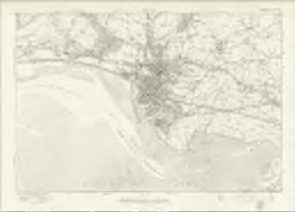Carmarthenshire LVIII - OS Six-Inch Map