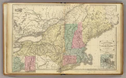 N.E. United States.