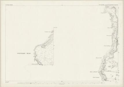 Isle of Man IX.9 & 5 - 25 Inch Map