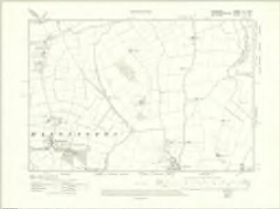 Berkshire VII.SW - OS Six-Inch Map