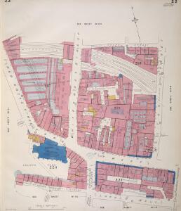 Insurance Plan of City of London Vol. I: sheet 22