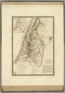 Palestine sous la domination romaine.