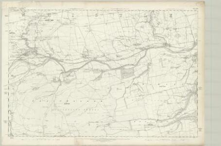 Northumberland XCII - OS Six-Inch Map