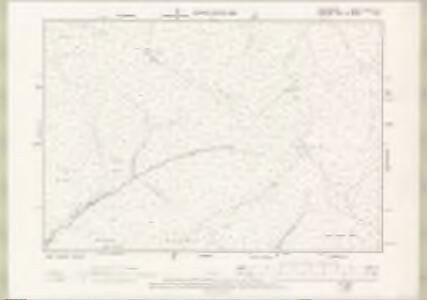 Lanarkshire Sheet XXXVI.NE - OS 6 Inch map