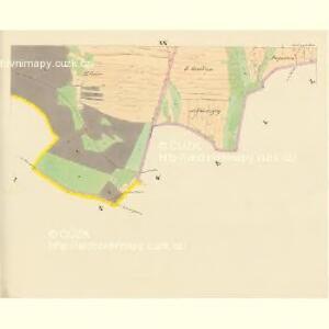 Dobrzegitz - c1204-1-018 - Kaiserpflichtexemplar der Landkarten des stabilen Katasters