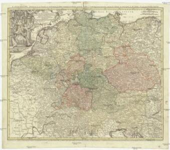 Imperii Romano-Germanici in svos statvs et circvlos divisi tabvla generalis in usus iuventutis erudiendae accommodata