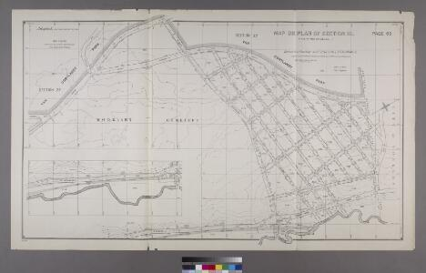 Map or Plan of Section 19. [Bounded by Jerome Avenue, E. 233rd Street, Mount Vernon Avenue, E. 239th Street, Vireo Avenue and Webster Avenue.]