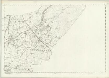Lancashire XX - OS Six-Inch Map