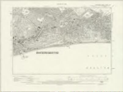 Hampshire & Isle of Wight LXXXVI.SW - OS Six-Inch Map