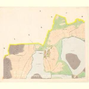 Elexnitz - c5449-1-001 - Kaiserpflichtexemplar der Landkarten des stabilen Katasters