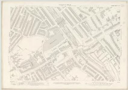 London VI.97 - OS London Town Plan