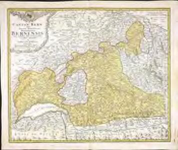 Canton Bern sive illustris Helvetiorum respvblica Bernensis