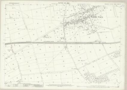 Yorkshire CCXXIV.10 (includes: North Cave) - 25 Inch Map