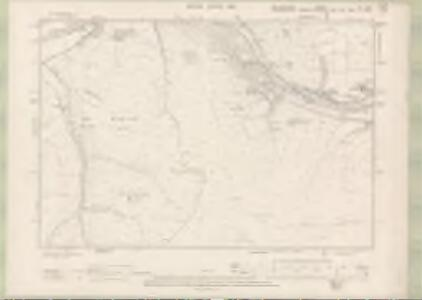 Selkirkshire Sheet VII.NW - OS 6 Inch map