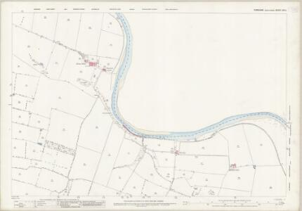 Yorkshire XIV.11 (includes: High Coniscliffe; Low Coniscliffe; Manfield) - 25 Inch Map