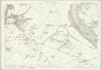 Gloucestershire LXXVI.6 (includes: Bristol; Hanham Abbots; Keynsham; Unnamed) - 25 Inch Map