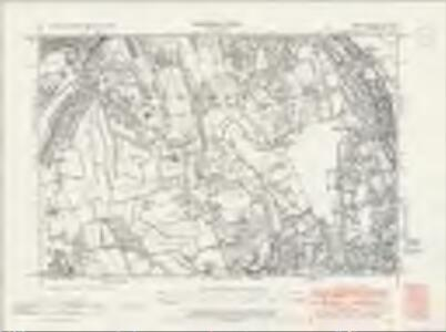 Surrey XX.SW - OS Six-Inch Map