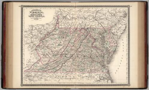 Virginia, Delaware, Maryland, and West Virginia.
