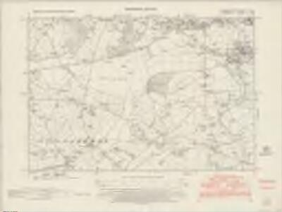 Denbighshire VA.SE - OS Six-Inch Map