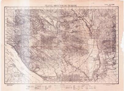 Lambert-Cholesky sheet 2446 (Turnu Severin)