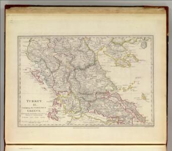 Turkey II. Northern Greece.