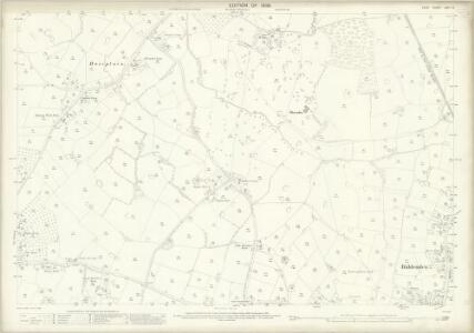 Kent LXIII.14 (includes: Biddenden) - 25 Inch Map
