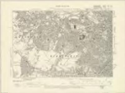 Staffordshire LXXII.NE - OS Six-Inch Map