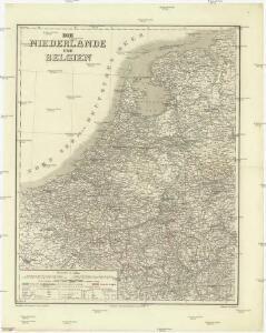 Die Niederlande und Belgien