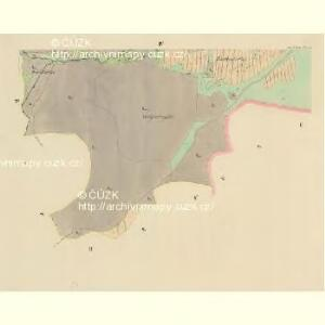 Maschakotten - c4499-1-004 - Kaiserpflichtexemplar der Landkarten des stabilen Katasters