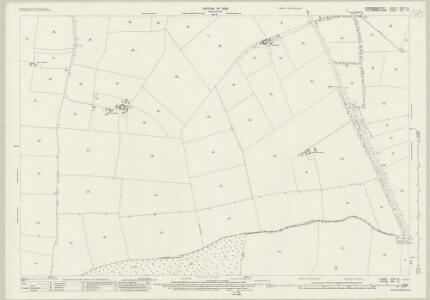 Cambridgeshire XXXII.10 (includes: Godmanchester; Graveley; Hemingford Abbots; Offord Cluny; Papworth St Agnes) - 25 Inch Map
