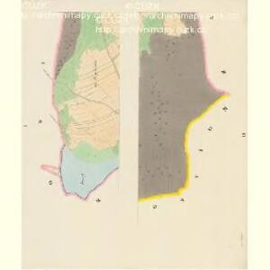 Lhotta - c3931-1-001 - Kaiserpflichtexemplar der Landkarten des stabilen Katasters