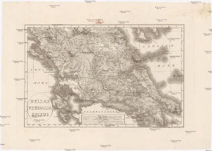 Hellas Thessalia Epirus
