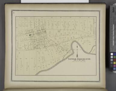 Lower Ebenezer [Village]