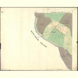 Stubenbach I. Theil - c6088-1-006 - Kaiserpflichtexemplar der Landkarten des stabilen Katasters