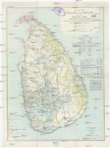 Map of the island of Ceylon Map Ceylon on tunis map, sumatra map, timbuktu map, bengal map, punjab map, moluccas map, canton map, south asia, malaysia map, china map, kiev map, ghana map, burma map, japan map, gujarat map, kabul map, damascus map, morocco map, singapore map, tibet map, congo africa located on map,