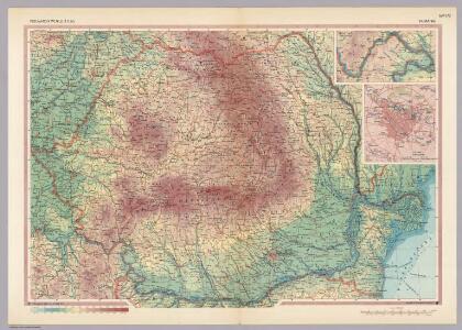 Romania.  Pergamon World Atlas.