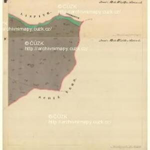 Schroeflsdorf - m3553-3-004 - Kaiserpflichtexemplar der Landkarten des stabilen Katasters