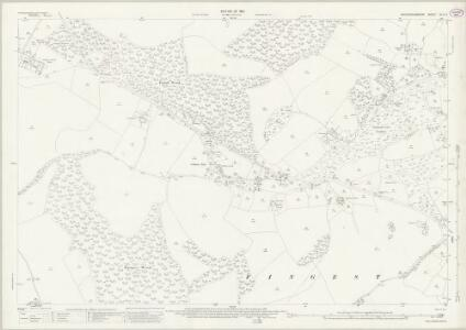Buckinghamshire XLVI.2 (includes: Fingest and Lane End; Stokenchurch) - 25 Inch Map