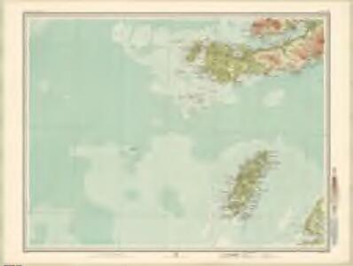 Colonsay - Bartholomew's 'Survey Atlas of Scotland'