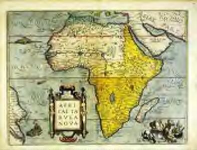Africae tabvla nova