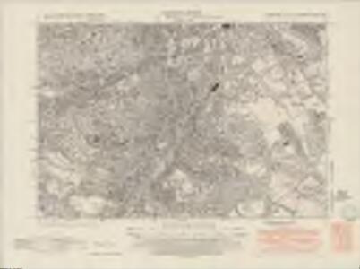 Yorkshire CCXCIV.SE - OS Six-Inch Map