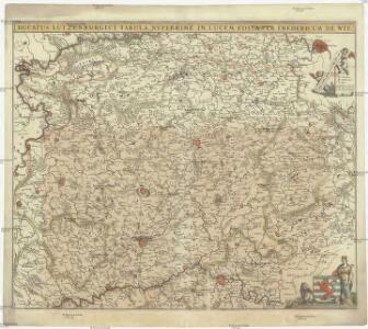 Ducatus Lutzenburgici tabula