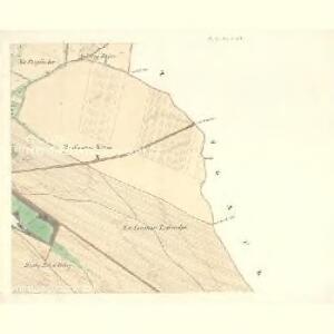 Podolly - m2326-2-010 - Kaiserpflichtexemplar der Landkarten des stabilen Katasters