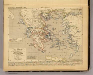 La Grece, les cotes de l'Asie Mineure, 504 a 404 et a 377 av. J.C.